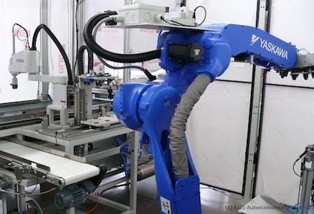 Industrial robots from YASKAWA