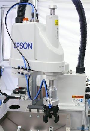 Epson Scara industrial robot